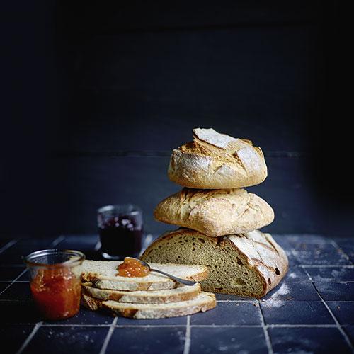 Réception des pains frais Bio